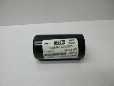 Bc 4X067A Capacitor * Used *