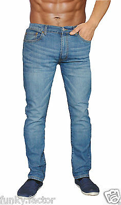 Mens Boys Branded Stoneage Mens Slim Fit Skinny Denim Jeans Slim Fit Jeans BNWT