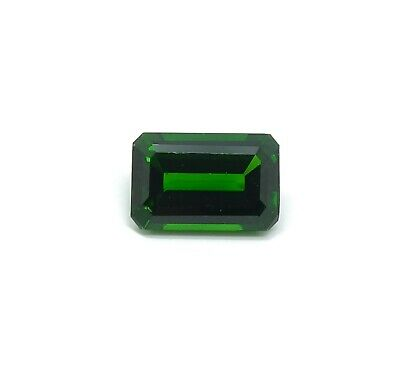 2.24ct Chrome Diopside Emerald Cut Loose Natural Green Gemstone House of Onyx