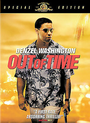 Out of Time (DVD, Widescreen) - **DISC ONLY**