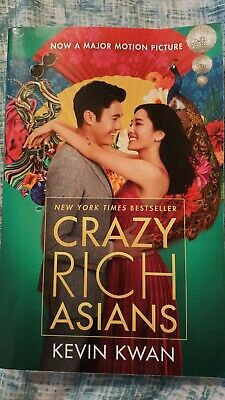 Crazy Rich Asians by Kevin Kwan Paperback July 2018