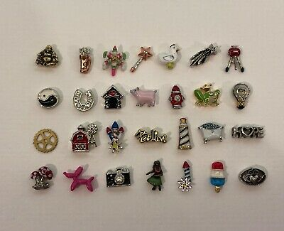 Authentic Origami Owl Charms - NEW and Retired - FREE Shipping