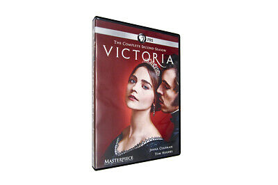 Victoria - The Complete Second Season 2 (DVD, 2018, 3-Disc Set)brand new   seale