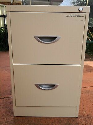 2 drawer filing cabinet for office/home office use