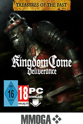 Kingdom Come Deliverance - Treasures of the Past DLC PC Spiel Code Steam Key DE