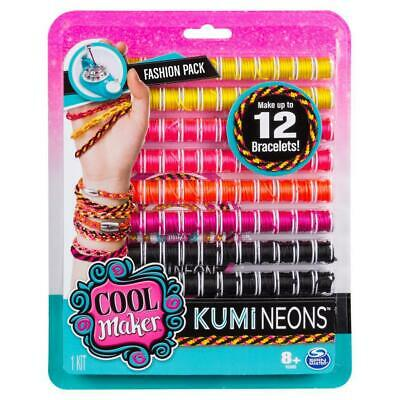 Cool Maker Kumi Kreator Refill (1xPack) Assorted Spin to Create Fashion Kid Gift