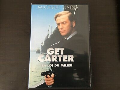 Get Carter dvd Michael Caine 1971 LIKE NEW