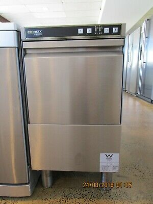HOBART ECOMAX 2.5Lt Commercial Glass Washer - ECOMAX402-90