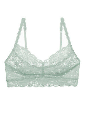 """Cosabella Never Say Never /""""Racie/"""" Bra Ultra Blue Small Retail $55 LAST ONE"""