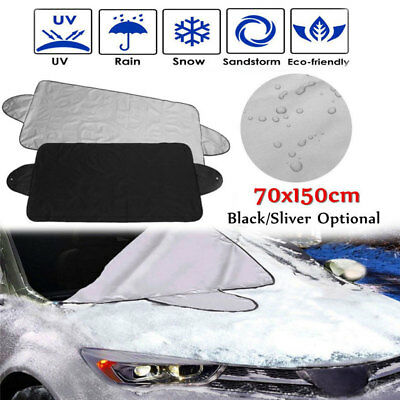 Car Auto Windshield Window Sun Snow Ice Frost Shade Dust Cover Protector Sightly