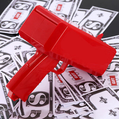 100Pcs Money Prop Fake Bills Toy for Movie TV Video Spray Shooting Practice Surp