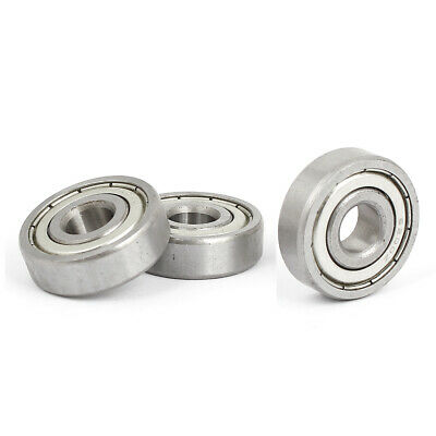 6200Z Double Shielded Deep Groove Ball Bearing 10mm x 30mm x 9mm NiSH MEQY