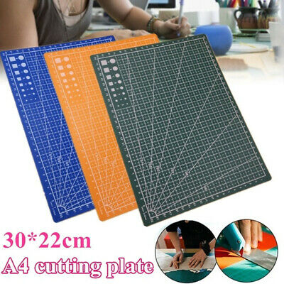 A4 Professional 2 Sided Cutting Mat Self Healing Non Slip Board Pad Tool 30* 20