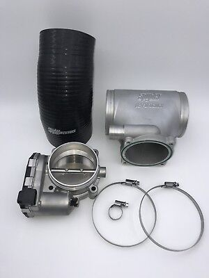Porsche 997 3.6 GT3 911 Carrera Competition 82mm Plenum kit & Throttle Body