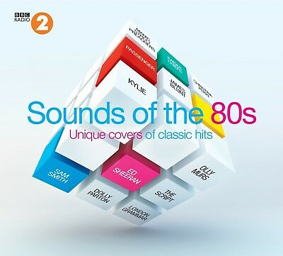 Bbc Radio 2:sounds Of The 80S 2 Cd New!
