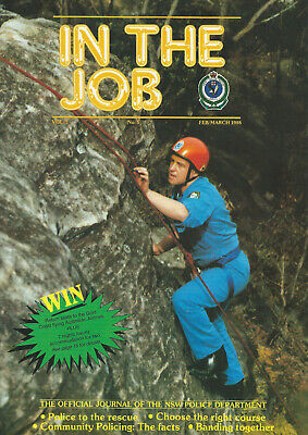 In The Job - NSW Police Journal - Vol 2 No 5