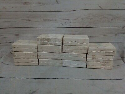 Lot of 14 Alberta's Ceramic Molds Various Designs 1970's Used Free Shipping L3