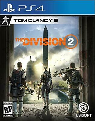 Tom Clancys The Division 2 (North America) - PS4
