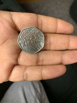 ALL Rare 50p Coins Inc KewOlympic,Beatrix Potter CHEAPEST ON EBAY! fifty pence
