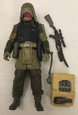"""Star Wars Rogue One REBEL COMMANDO PAO 3.75"""" Action Figure 2016 Complete"""