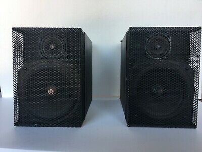 """Pyramid Metronome Model 7 """"Met 7"""" near filed monitors by Dick Sequerra - Vintage"""