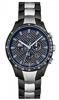 Mercedes-Benz Chronograph Herren, Motorsport Chrono Black Armbanduhr