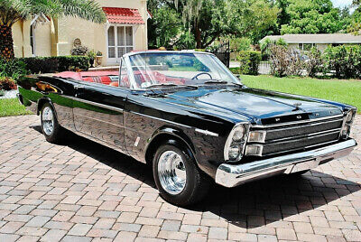 1966 Ford Galaxie 500XL Convertible 390 V8 4-Speed 1966 Galaxie 500 XL Top Loader 4-Speed Bucket Seats Power Steering Brakes