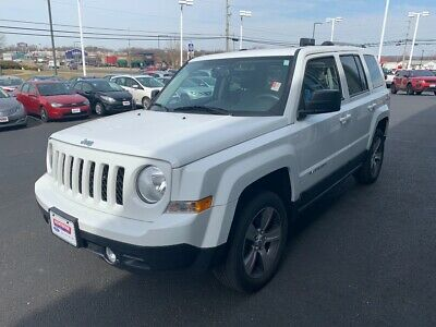 2016 Jeep Patriot  2016 Jeep Patriot Latitude SUV
