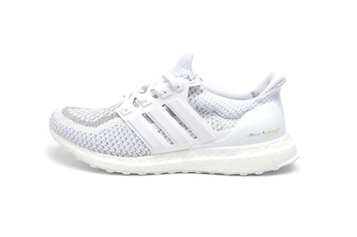 9069d60454bc4 Adidas UltraBoost BB3928 Men s Athletic Running Shoes Unisex Sneakers White