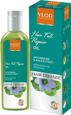 VLCC Hair Fall Repair Hair Oil an Excellent Herbal Blend of Brahmi & Amla 100ml