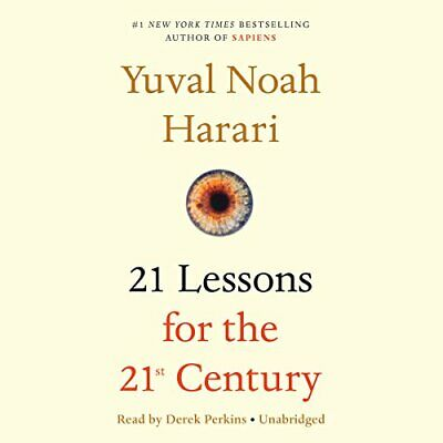 21 Lessons for the 21st Century -AudioBook