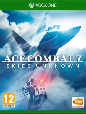 Ace Combat 7 Skies Unknown  Xbox One (Download/Leggi Descrizione)