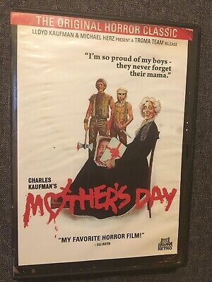 MOTHER'S DAY RARE & OOP Horror Movie Best Film & Video Corporation