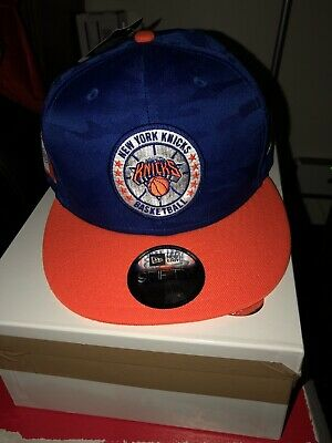 New York Knicks Basketball snapback cap blue. New with tags. One size.