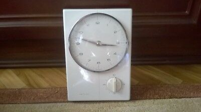 Brilliant Kitchen Clock Hettich Schwebegang Werk Made In Germany Home Interior And Landscaping Synyenasavecom