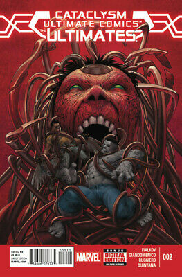 Cataclysm The Ultimates #2 Ultimate Comics