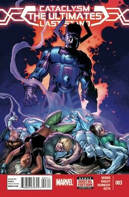 Cataclysm The Ultimates Last Stand #3 Ultimate Comics
