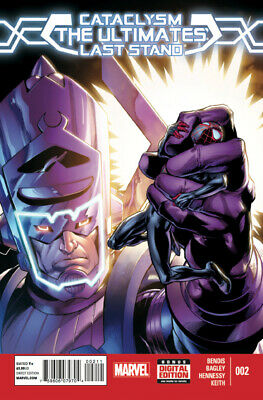 Cataclysm The Ultimates Last Stand #2 Ultimate Comics