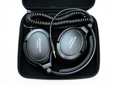 Sennheiser HD 380 PRO Headband Headphones - Black - Good Condition