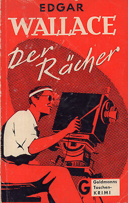 EDGAR WALLACE Der Rächer TB