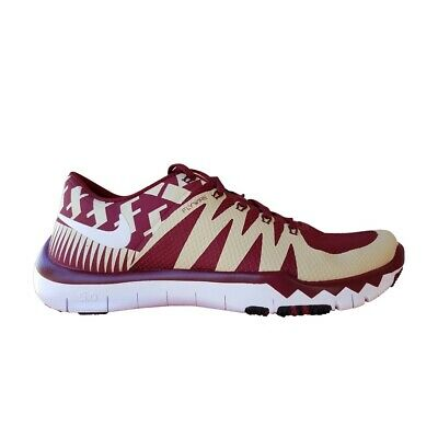 premium selection a153b ed95a Nike Men s Free Trainer 5.0 V6 AMP Florida State Seminoles Sz9.5 NEW 723939-