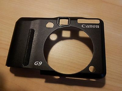 Genuine CANON PowerShot G9 Camera Part - Front Cover