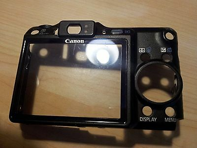 Genuine CANON PowerShot G9 Camera Part - Rear Cover