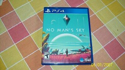 No Mans Sky (Sony PlayStation 4, 2016)