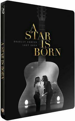 A Star Is Born COFFRET BLU RAY Édition SteelBook LADY GAGA /COOPER  NEUF EMBALLE