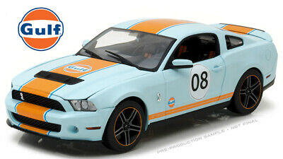 Greenlight Collectibles 12990 1:18 Gulf Oil - 2012 Shelby GT500