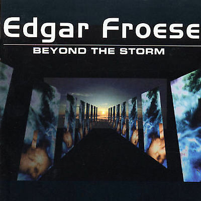 Beyond the Storm by Edgar Froese (CD, May-1995, Virgin), 2 Discs