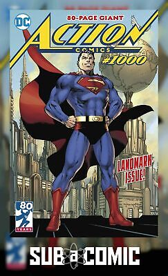 ACTION COMICS #1000 (DC 2018 1st Print) COMIC