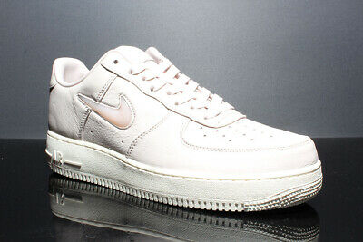 NIKE AIR FORCE 1 PRM Jewel Silt Red Sail White 941912 600 DS