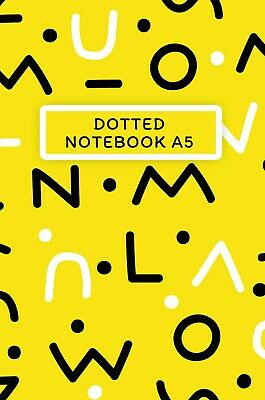 Dotted Notebook A5: (100 Pages) Dotted Bullet Journal